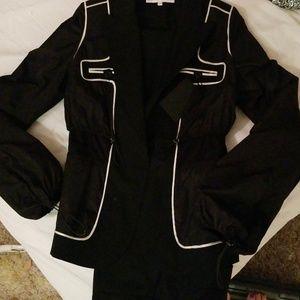 Jackets & Blazers - Kaufman Franco Suit with reversible jacket